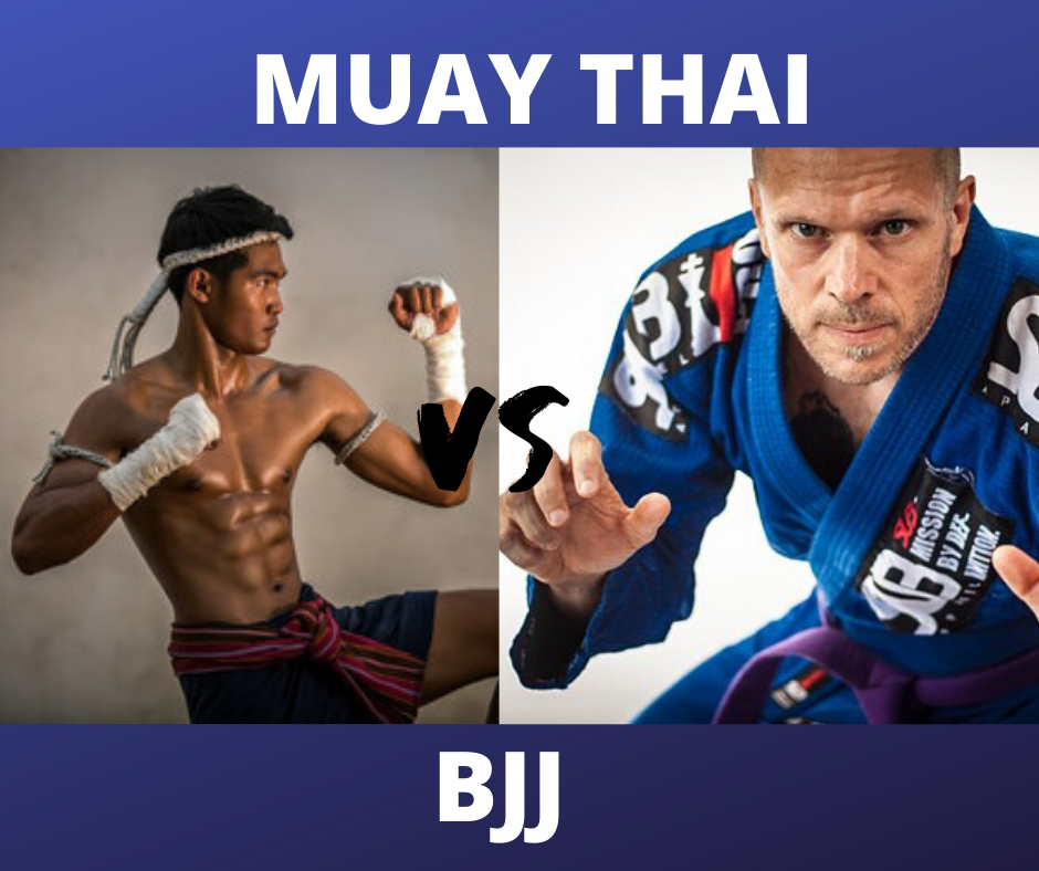 Muay Thai VS BJJ : Which Style is the Best to Learn ...